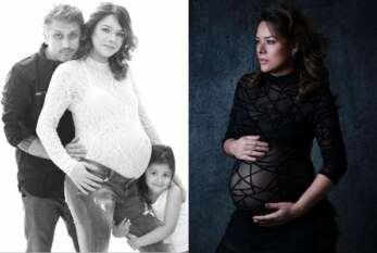 Udita Goswami and Mohit Suri Welcome Baby Boy 'Karrma', Shares First Picture