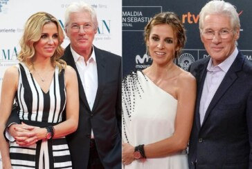 Pretty Woman Star Richard Gere Welcomes Child At Age 69 With Wife Alejandra Silva