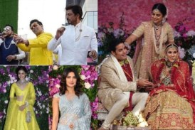 Forget Bollywood, Global Tycoons Pichai, LN Mittal, Tata Were Among The High Profile Attendees At Akash Ambani, Shloka Mehta's Wedding