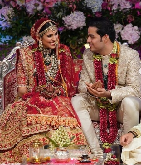 Akash Ambani, Shloka Mehta Wedding