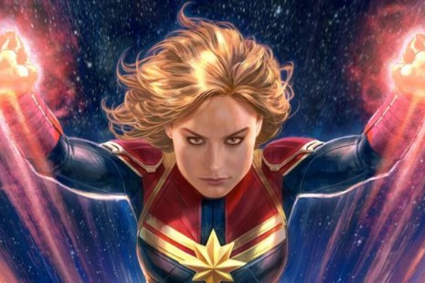 Captain Marvel Sky Rockets With USD 455 Million At The Worldwide Box Office