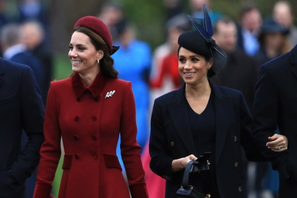 Royal Family Issues Social Media Guidelines Post Kate-Meghan Online Abuse