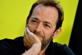 Beverely Hills' Luke Perry Dead At 52; Ian Ziering, Leonardo DiCaprio, Molly Ringwald Pay Tribute