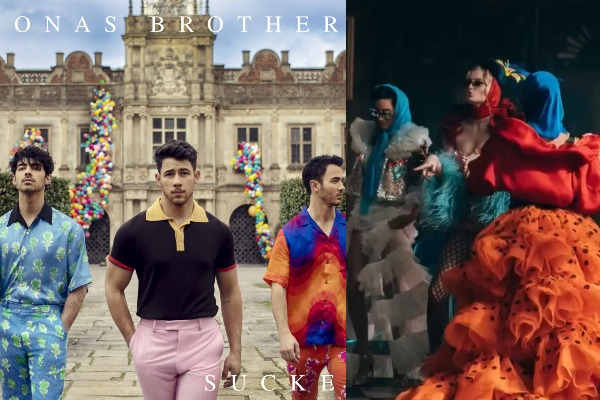 Jonas Brothers Are Back On The Grid With Their New Single 'Sucker' With Their Better Halves