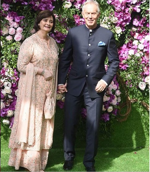 Forget Bollywood, Global Tycoons Pichai, LN Mittal, Tata Were Among The High Profile Attendees At Akash Ambani, Shloka Mehta Wedding