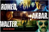 Romeo Akbar Walter Review{1.5/5}: John Abraham Fails To Impress Either as Romeo or Akbar or Walter
