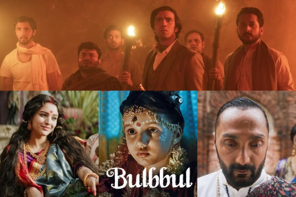 Bulbbul movie review{3/5}: Anushka Sharma's Netflix film 'Bulbbul' spooky tale soars high