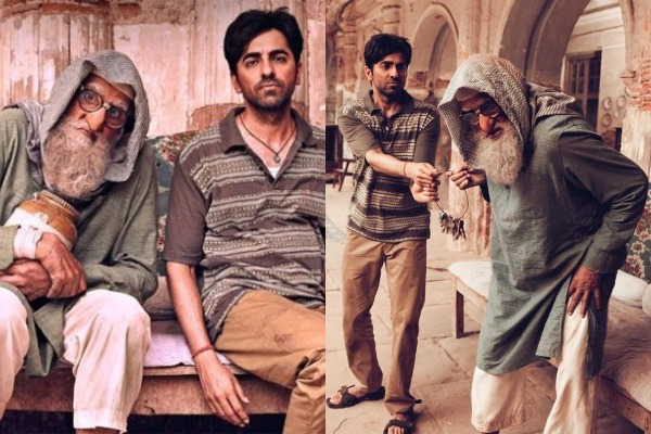 Gulabo Sitabo Review{2.5/5} – Amitabh Bachchan, Ayushmann Khurrana satirical drama is a breezy one-time watch