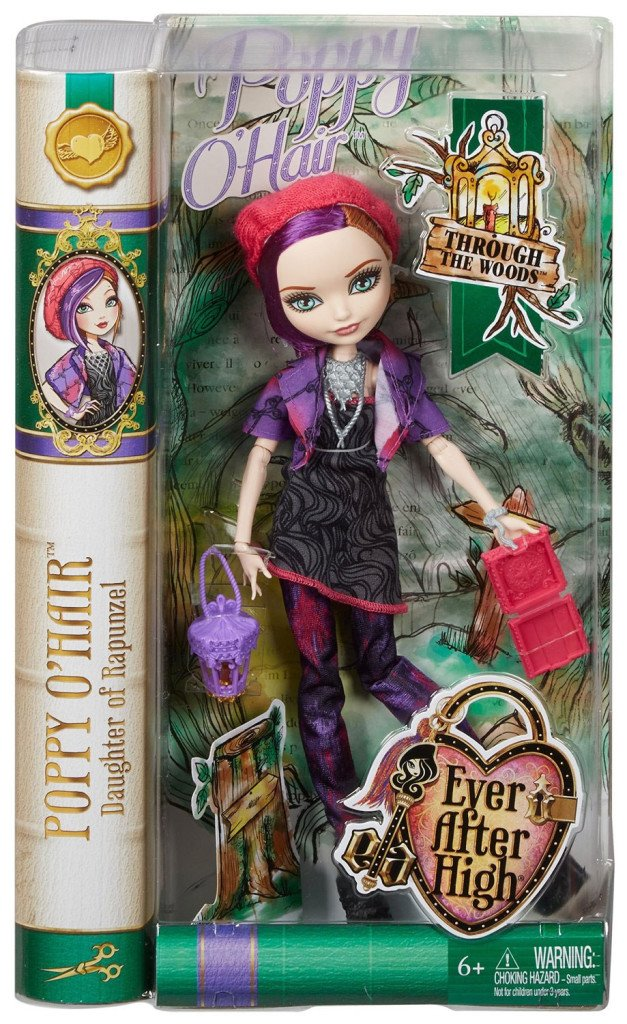 Poppy Ohair Through The Woods Doll Ever After High
