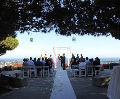Dana Point Beach Weddings  Pines Park Weddings