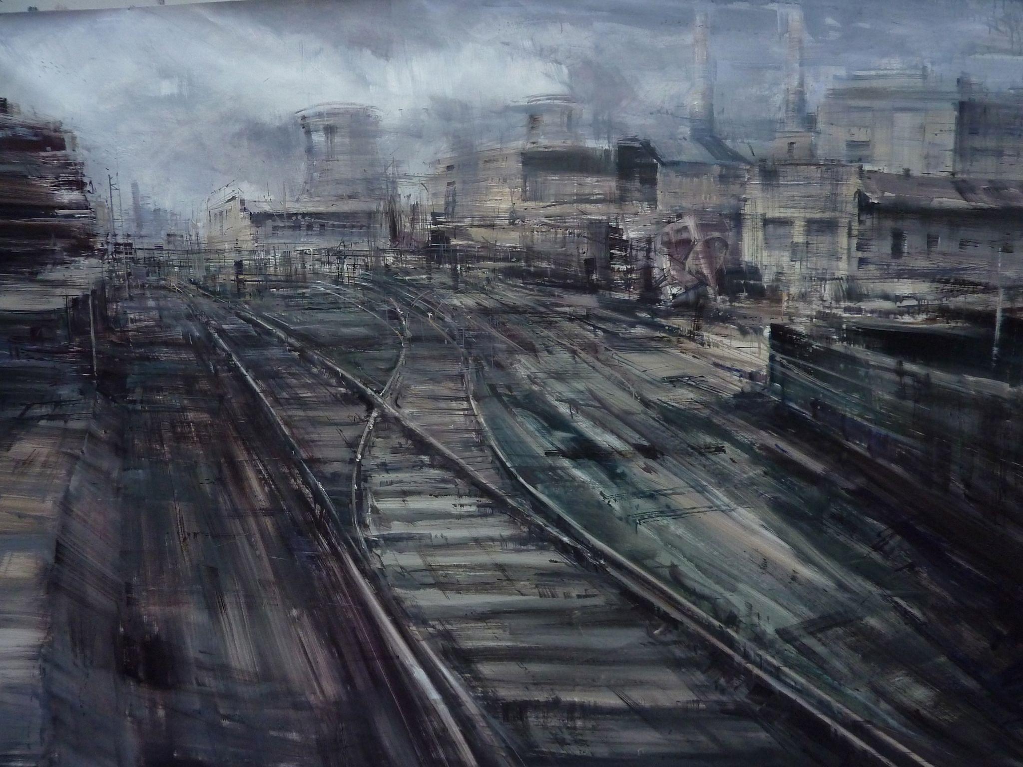 ALESSANDRO PAPETTI  Paesaggio Industriale  2011