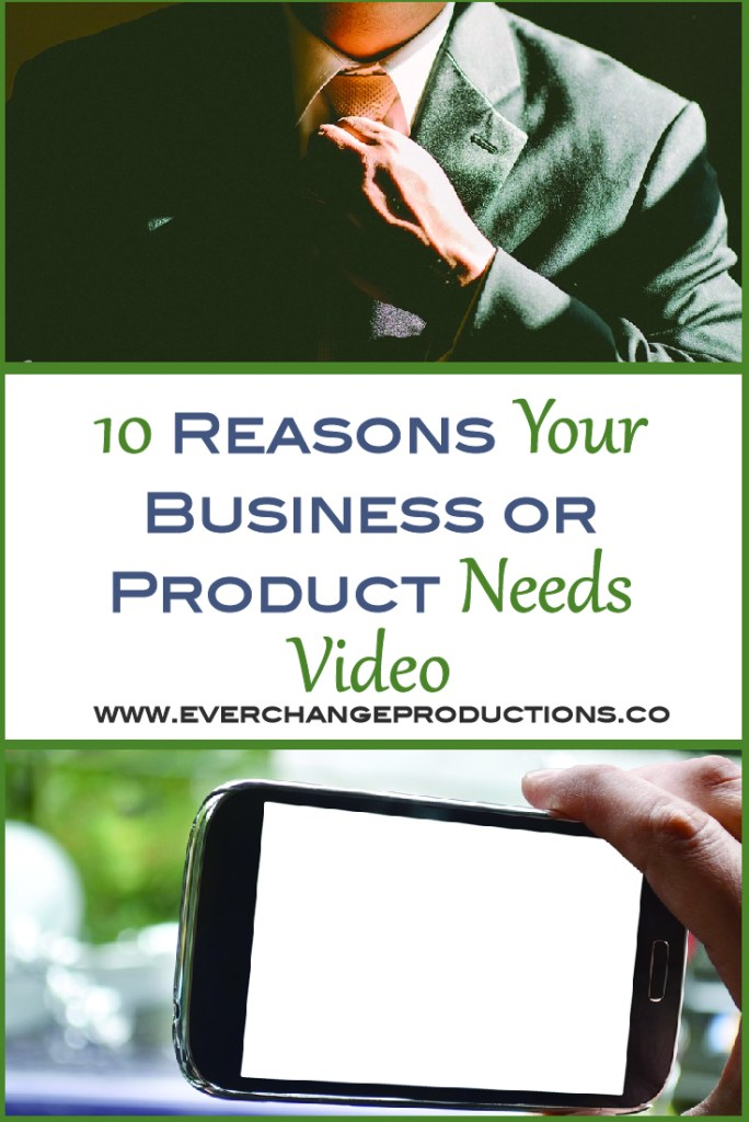 There are so many reasons why your business needs video. Adding video to your brand's name will be the best decision you could possibly make.