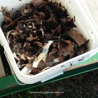 DIY Build Your Own Vermicomposting Factory Step 2