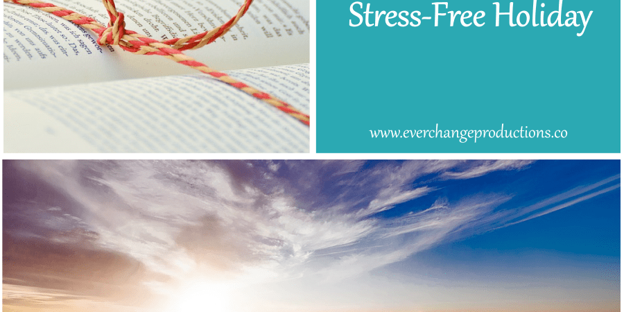 Sometimes I think having stress-free holidays seems is an impossible dream. But with these ten tips, I have reduced my holiday stress and so can you!