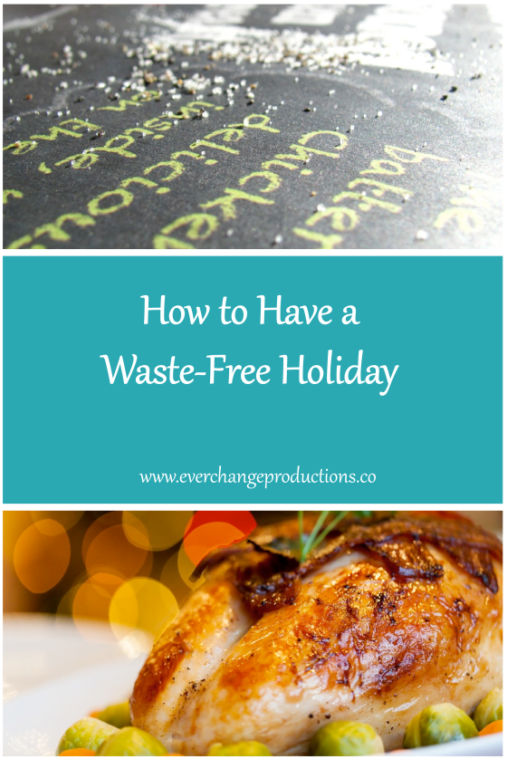 Check out these tips to help cut down waste in the areas of packaging, food, gifts and decorations, and start enjoying your waste-free holiday.
