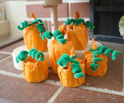 Trick or Treat Holders Wicked Awesome Upcycled Halloween Decorations