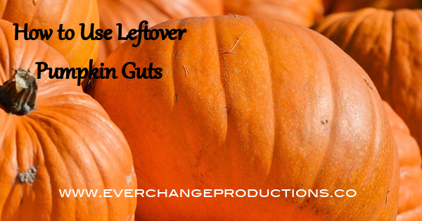 Don't throw out the leftover pumpkin guts. Give them time to shine and use these awesome ways to reuse them to their fullest potential!