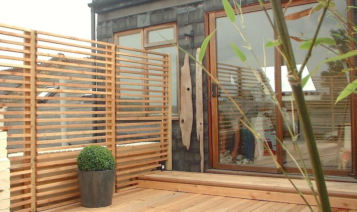 Roof Garden Archives | Everchanging Garden Design in Hertfordshire ...