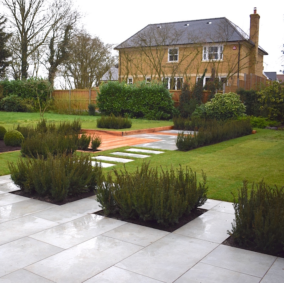 Everchanging Garden Design in Hertfordshire and North ...