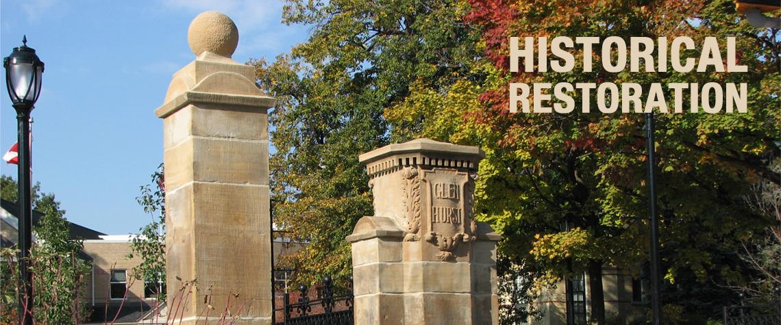 Everest Restoration, Historical Restoration