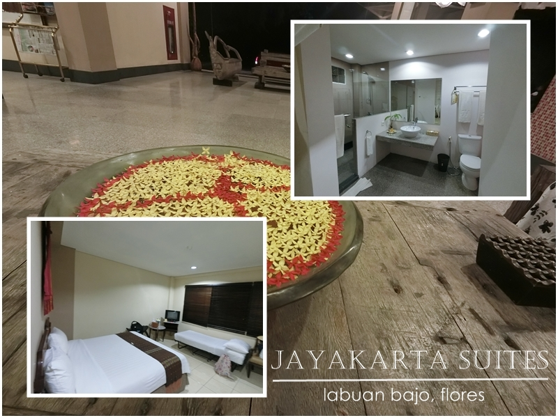 jayakarta suites labuan bajo flores indonesia hotel