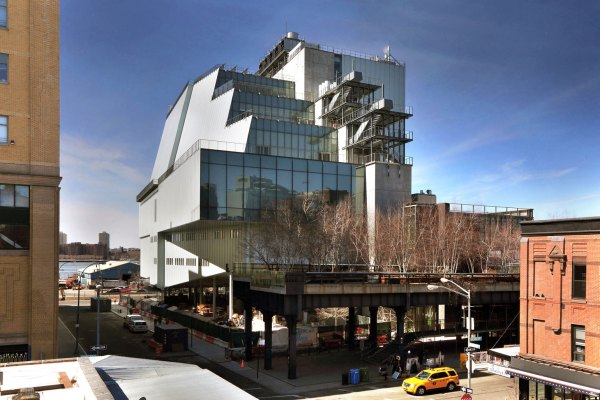 Whitney Museum Of American Art Everett Potter'