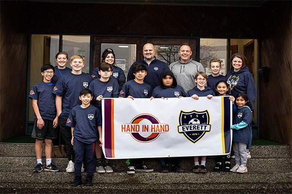 EYSC & Hand in Hand Kids Announce partnership