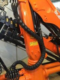 PP spiral guard-spiral hose guard-hydraulic hose guard ...