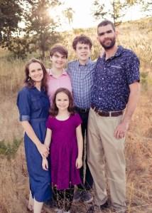 Tuttle Family portrait 2019