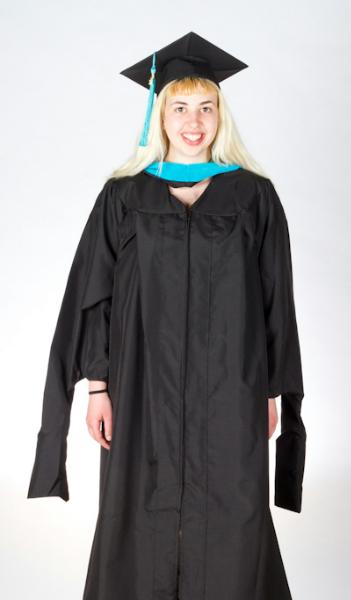graduation gowns for plus