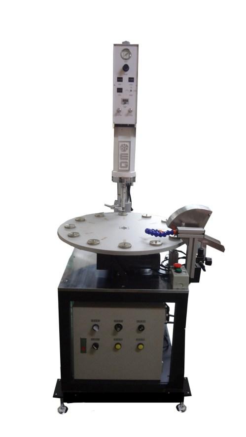 small resolution of ultrasonic welding machine rotary plate