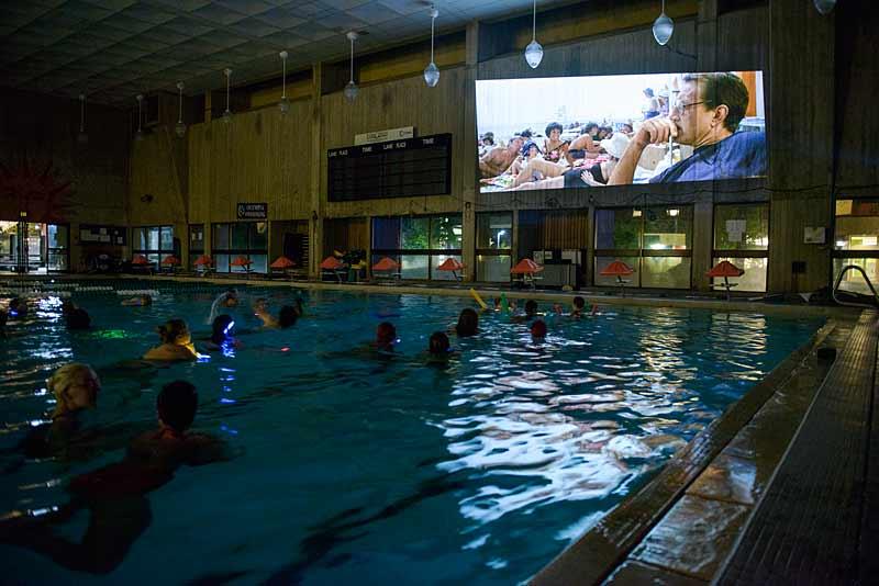 Pool  Sauna  The Evergreen State College