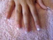 comparison of sculptured nails