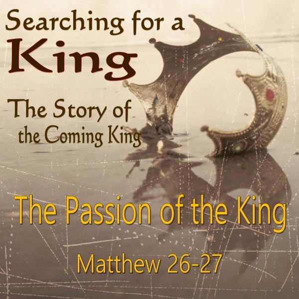 Searching for a King — Sermon Series — Evergreen Bible Church