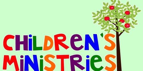 Children's Ministries Web Button