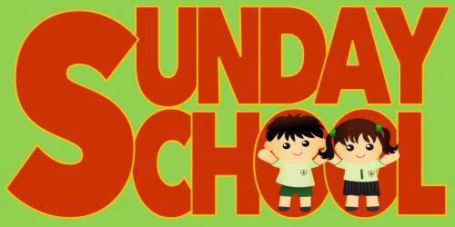 Children - Sunday School
