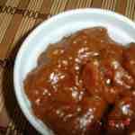 dates tamarind chutney