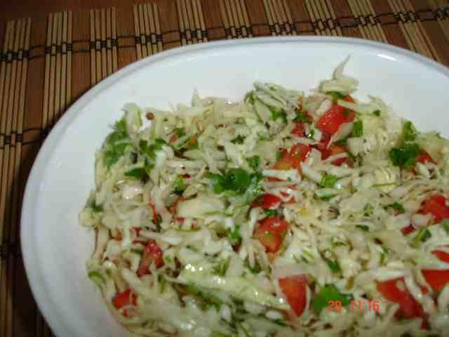 cabbage salad summer delights Summer delights collective post DSC01698