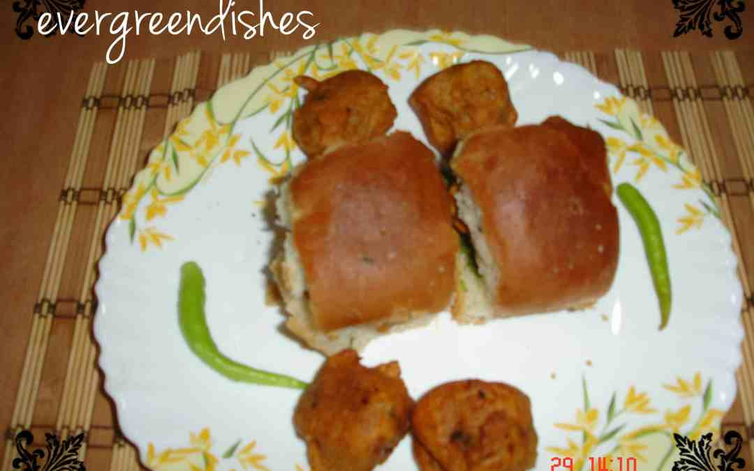 Vada pav the desi burger