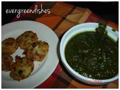 spinach kofta curry