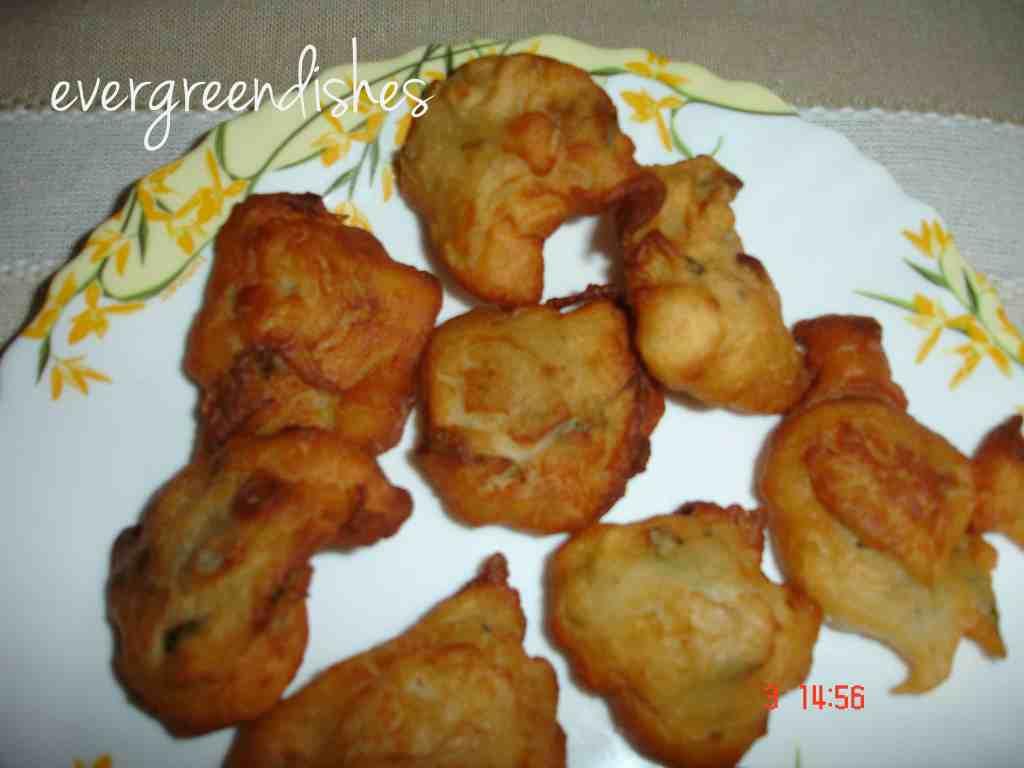 Mangalore  bonda