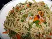recipe image  Hakka noodles hakka noodles