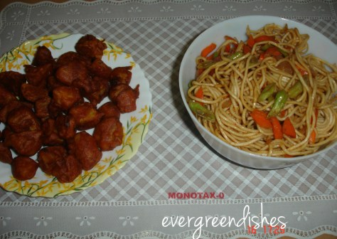 my indo chinese dishes  Hakka noodles my indo chinese dishes 1024x726