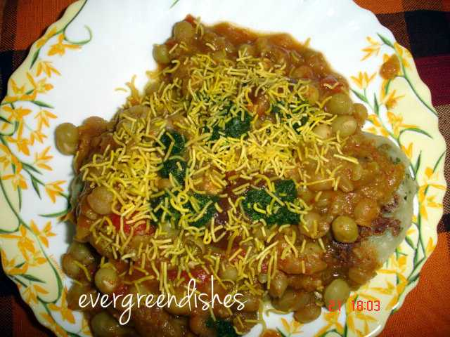 Ragada Patties