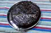 recipe image  Chocolate cake with ganache for X mas cc with ganache