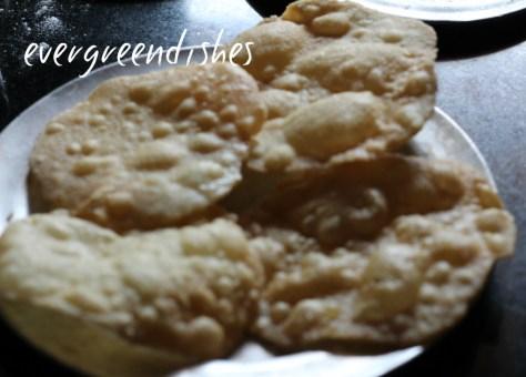 crispy puri ready  Appi payasa/puri payasa appi payasa7 1024x734