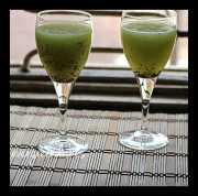 recipe image  Kiwi lemonade kiwi lemonade