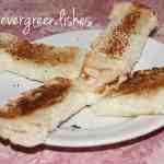 Grilled Paneer slabs