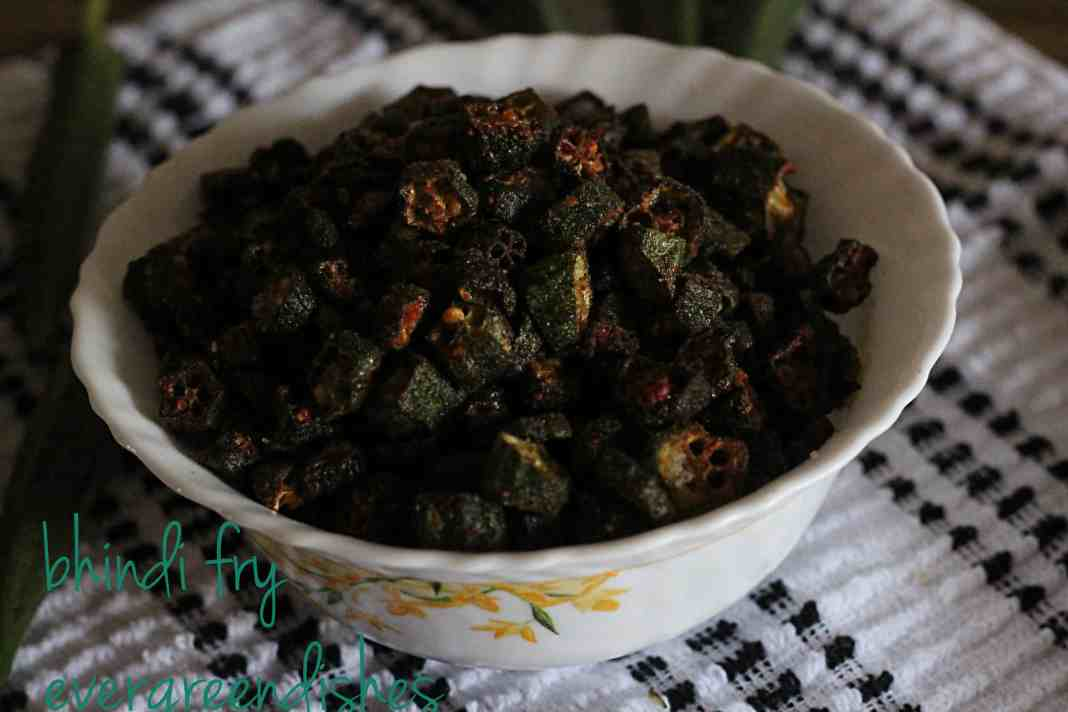 bhindi fry