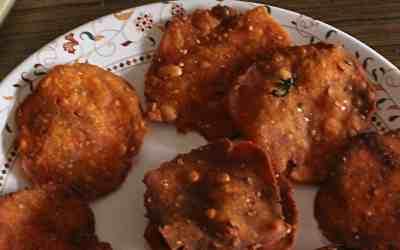 Nippattu rice crackers karnataka recipe